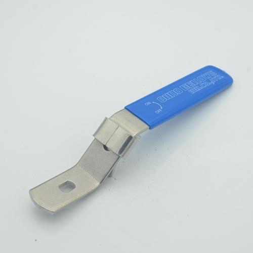 10M扁型把手含锁扣胶套25-32